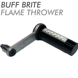 The Rag Company Buff Brite Light Flame Thrower Car Care Co