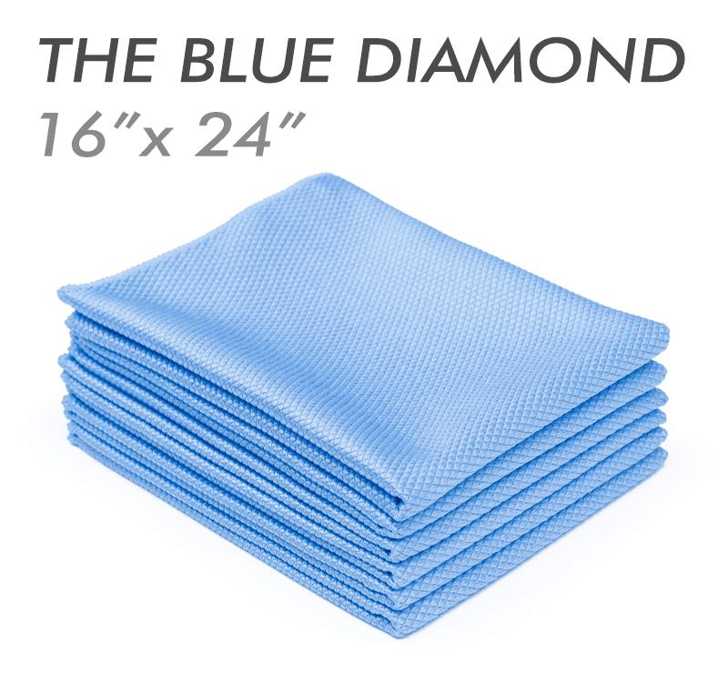 Car Towel 60cm x 40cm Microfibre Accessories Cleaning Windows Floors Dust Dirt Paint Car & Motorbike Care